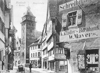 Die alte Buchhandlung