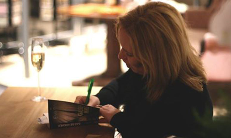 Lesung mit Eva Brhel